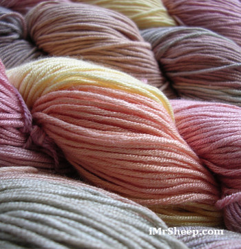 RUCA MULTI [100% Sugarcane], Light Worsted