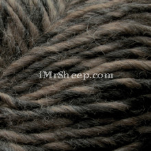 Cascade ECO DUO [70% Undyed Baby Alpaca, 30% Undyed Merino Wool], 1704 Brown Charcoal