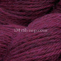 BABY LLAMA HEATHER [100% Baby Llama], Diamond Luxury Collection, 851 Claret Heather
