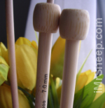Ecological Bamboo Knitting Needles