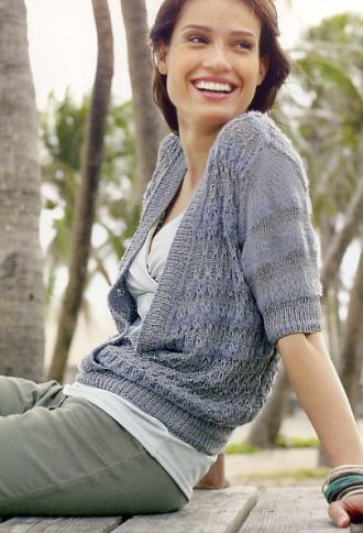 Cardigan and Pullover, Lana Grossa BELFILO