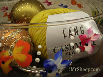 Lang CASHMERE CLASSIC