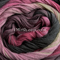 Lang SOL DEGRADE [100% Combed Cotton], 62, Rose Rhapsody