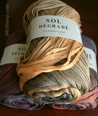 Lang SOL DEGRADE [100% Combed Cotton]