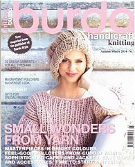 BURDA STYLE Knitting, Fall-Winter 2014
