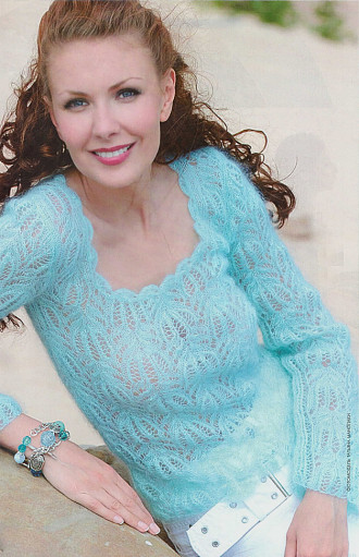 Knitting Patterns Debbie Bliss Angel : Debbie Bliss PARTY ANGEL [72% Super Kid Mohair, 24% Silk ...
