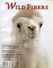 Wild Fibers Magazine, Winter 2009-2010
