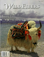 Wild Fibers Magazine, Winter 2010-2011