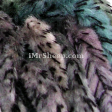 On Line MAXIMA [100% Acrylic], Knit Fuax Fur, 29 Smoothie