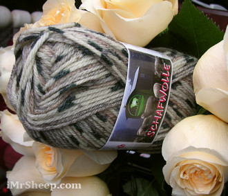Schoeller and Stahl SCHAFWOLLE [100% Virgin Wool Superwash], Sock Yarn