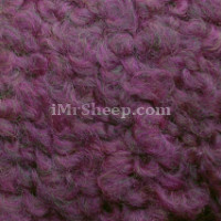 Sublime LUXURIOS WOOLLY MERINO [96% Merino Wool, 4% Nylon],  179 Raspberry Heather