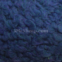 Sublime LUXURIOS WOOLLY MERINO [96% Merino Wool, 4% Nylon],  180 Sapphire Heather