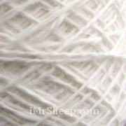 INCREDIBLE 4 PLY, 100% German Angora 4 ply, 26 Natural White
