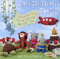 Amigurumi Two!, Crocheted Toys