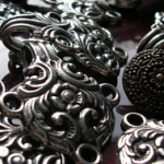 Pewter Clasps and Buttons